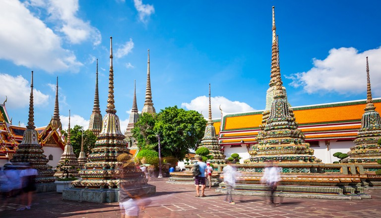 Kultururlaub - Thailand