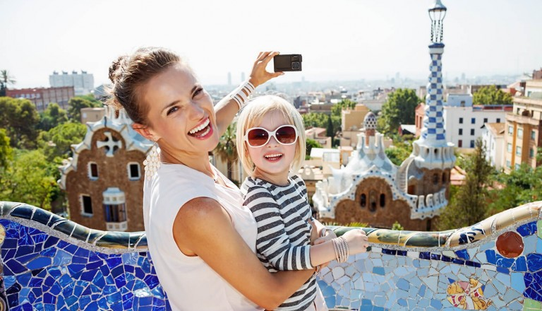 Kurzurlaub - Spanien - Kindern