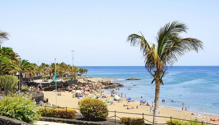 Playa del Puerto del Carmen, Lanzarote