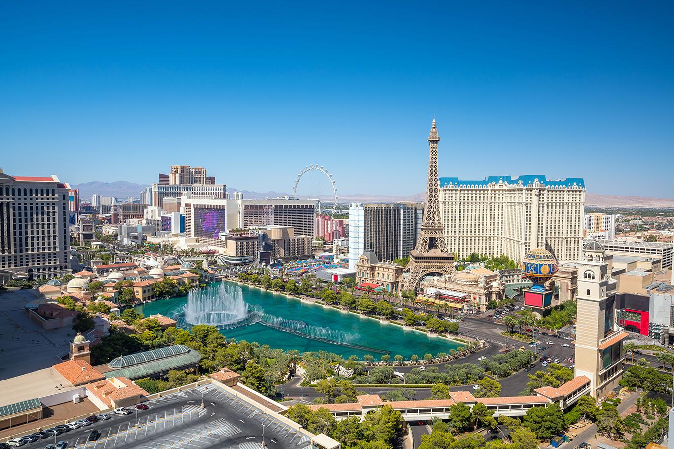 Las Vegas GГјnstig