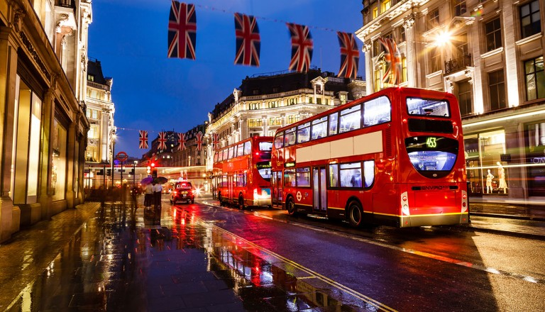 London-Nacht-Partyurlaub