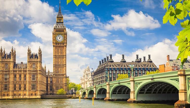 London-Sommer