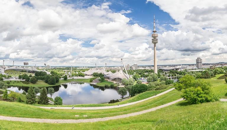 München - Höchster Aussichtspunkt