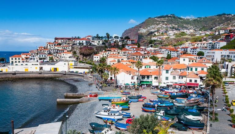 Camara de Lobos; Madeira; Portugal