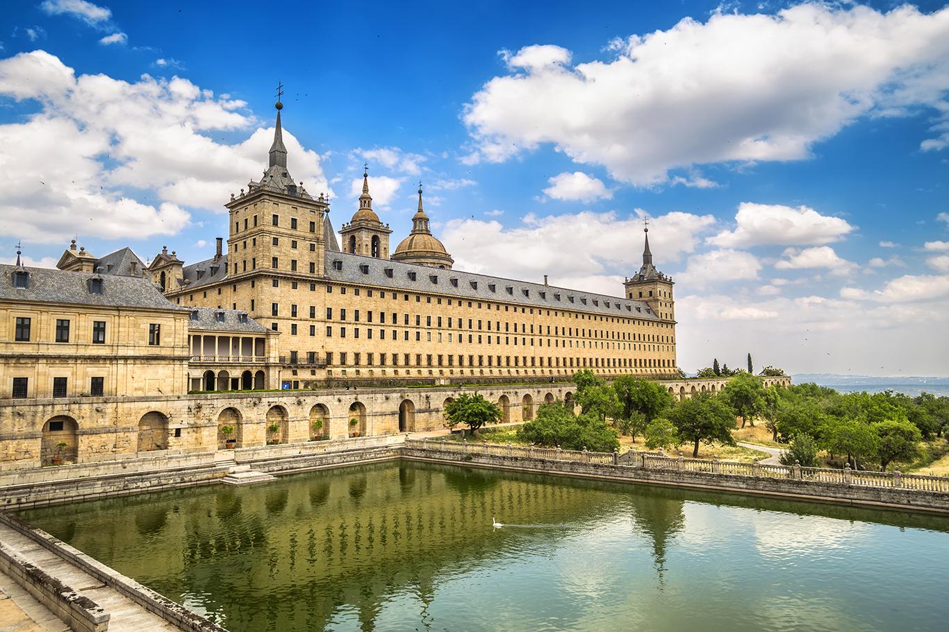 Madrid-El-Escorial
