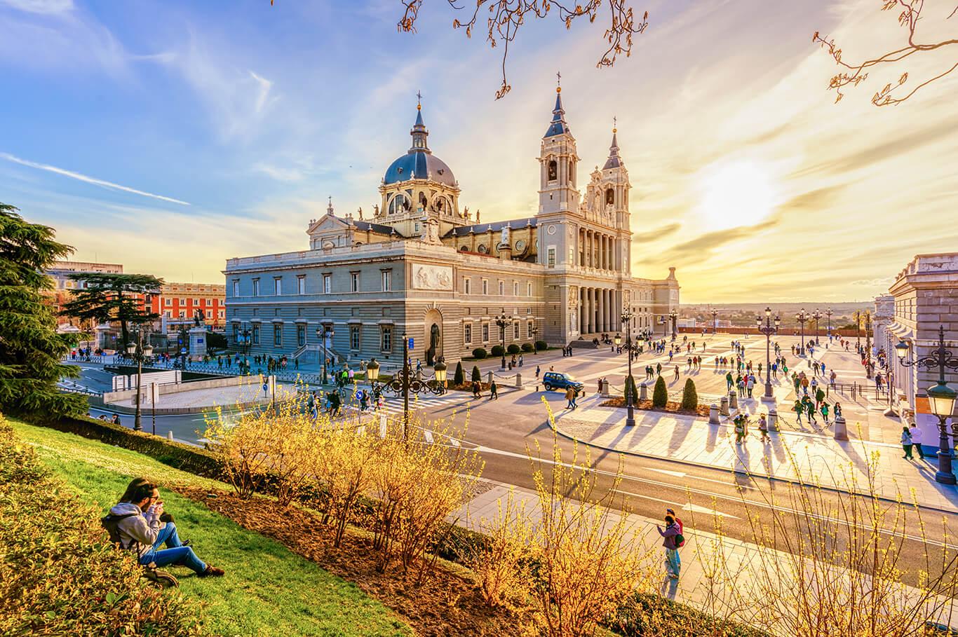 Madrid-Partyurlaub