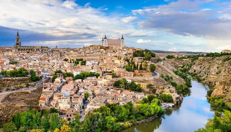 Madrid-Toledo.