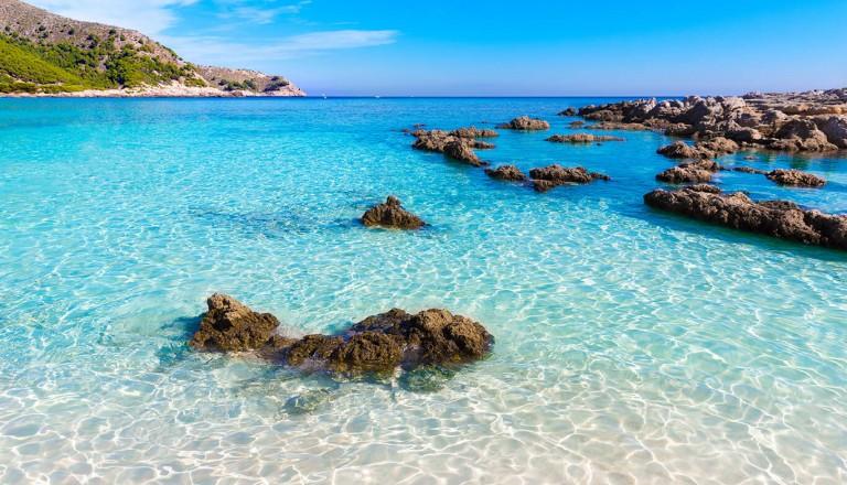 Mallorca - Cala Agulla