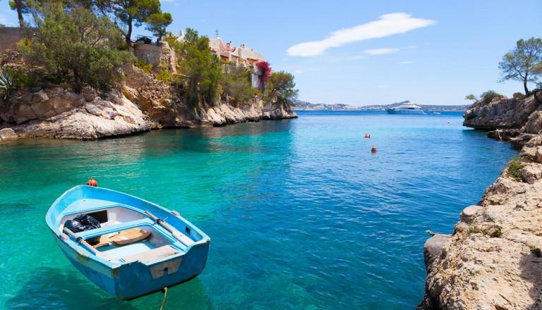Mallorca - Cala sa Nau
