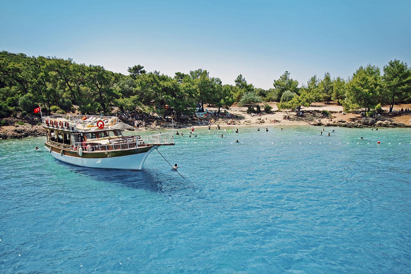 Marmaris - Insel-der-Kleopatra
