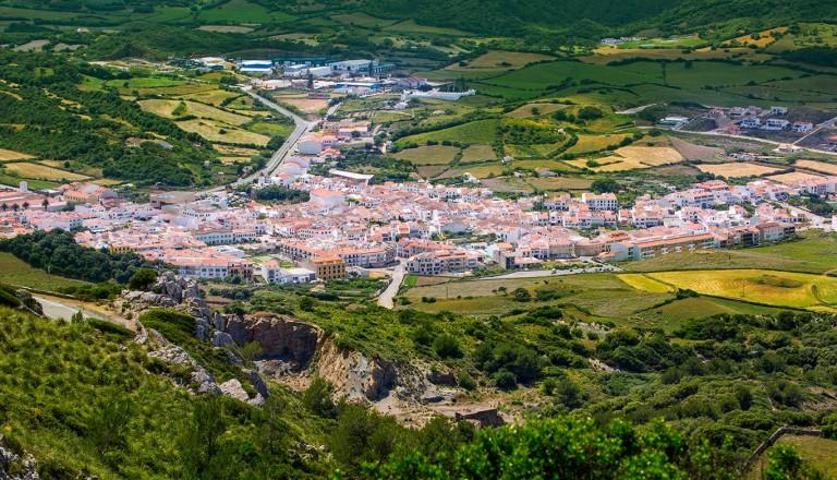 Menorca - Es-Mercadal-Monte-Toro