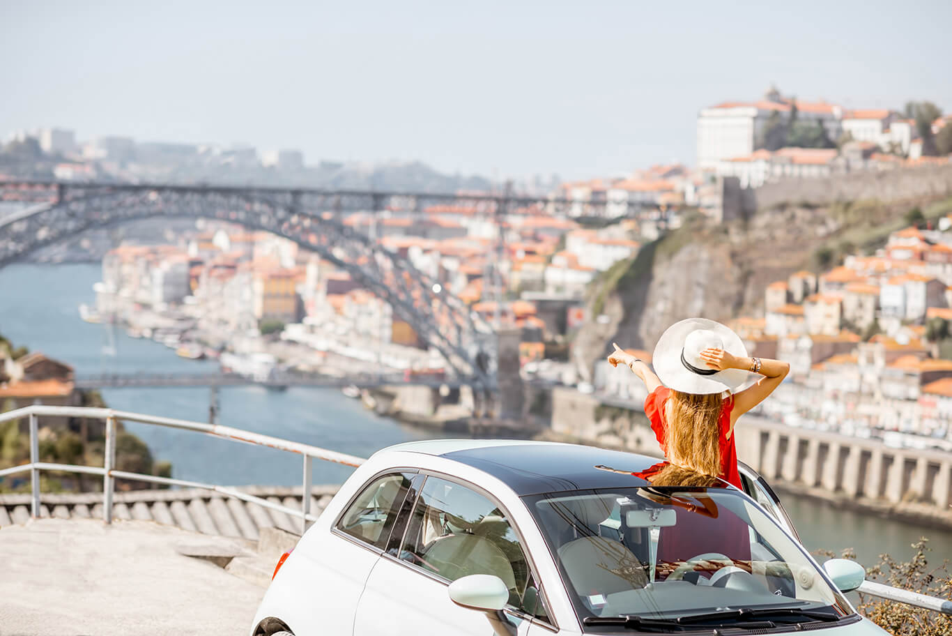 Portugal Gunstige Mietwagen Fur Ihre Portugal Rundfahrt