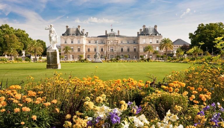 Paris - Jardin-du-Luxembourg