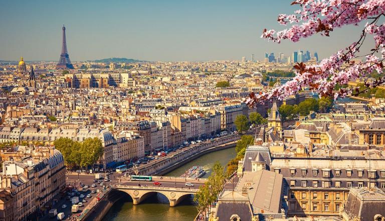 Paris - Reisen