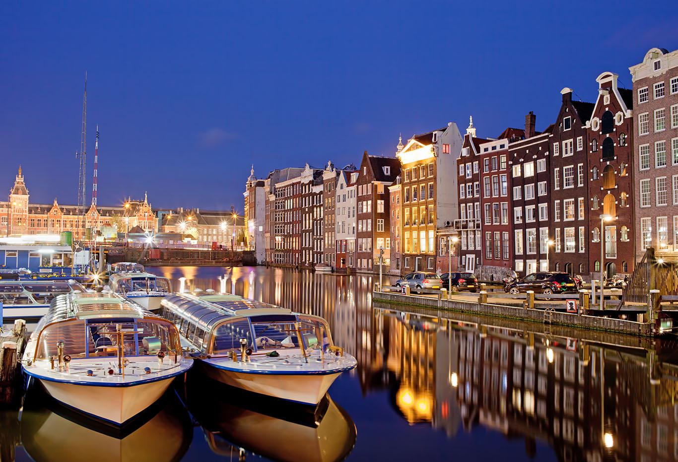 Städtereisen Amsterdam - günstig bei Travelscout buchen