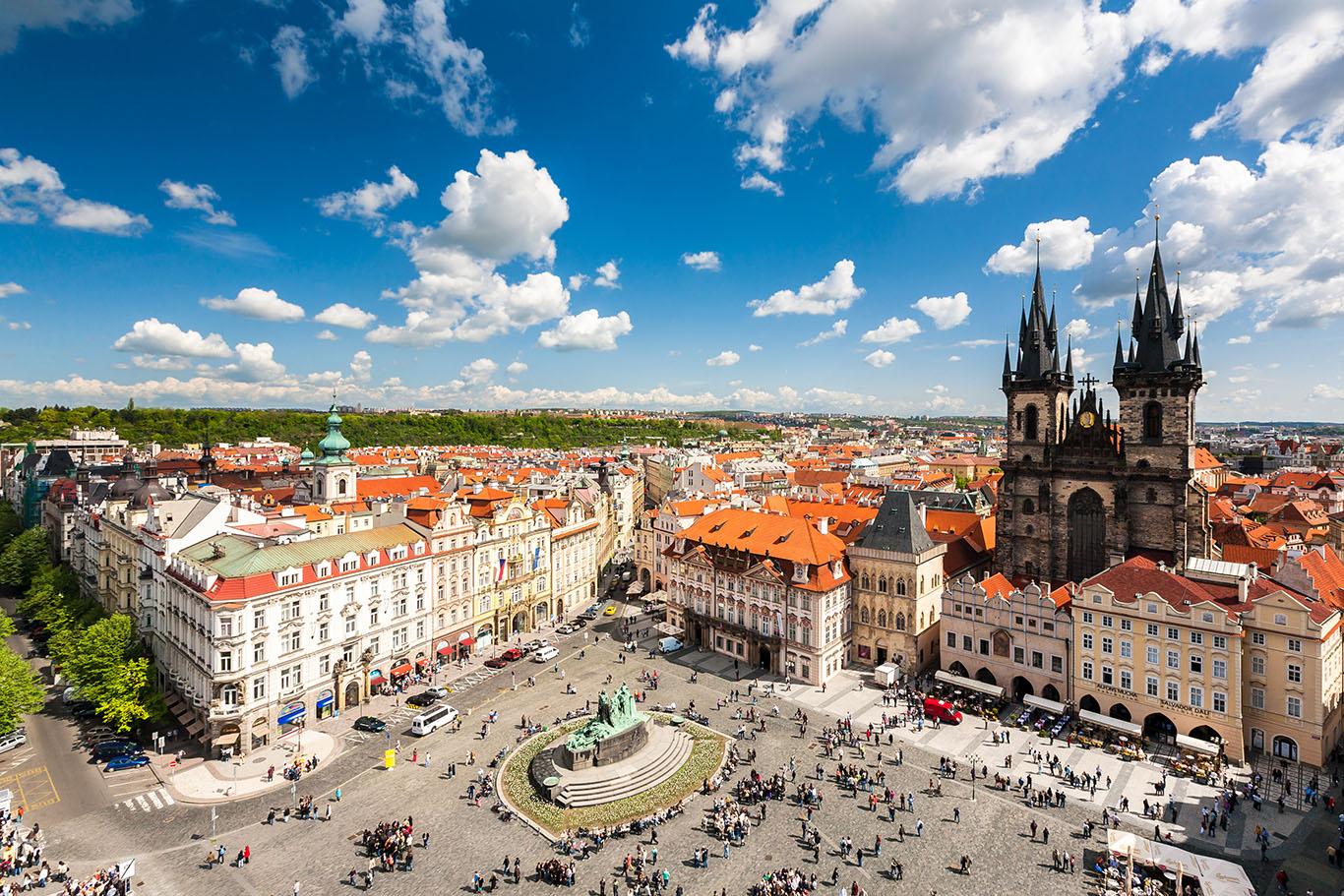 Städtereisen Nach Prag : st dtereise prag g nstig bei travelscout buchen ~ Watch28wear.com Haus und Dekorationen