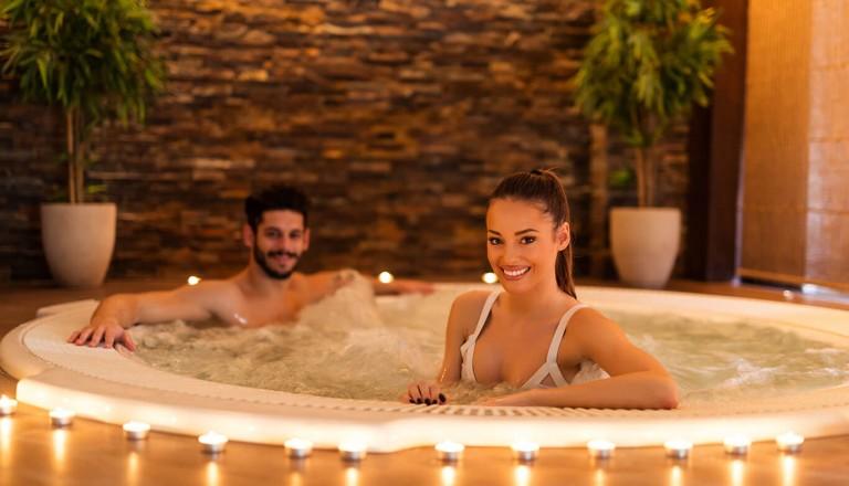 Romantikhotel - Whirlpool
