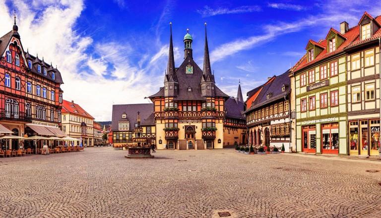 Sachsen Anhalt - Wernigerode