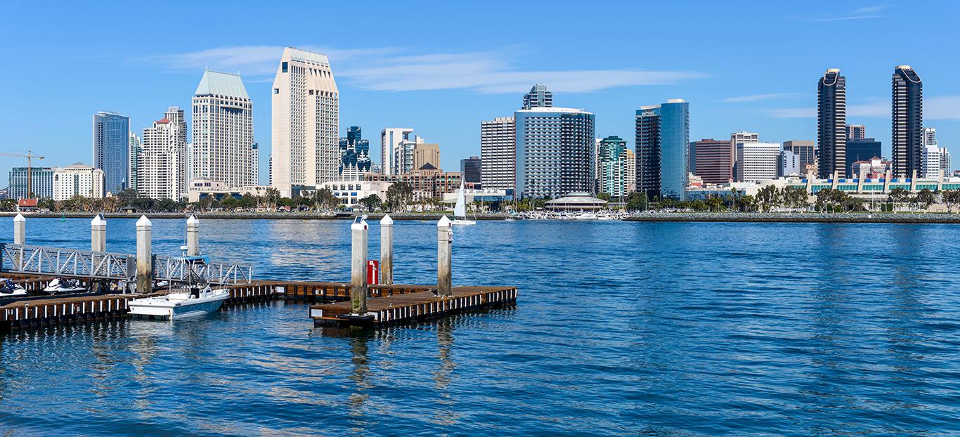 Städtereise San Diego günstig beim Testsieger buchen