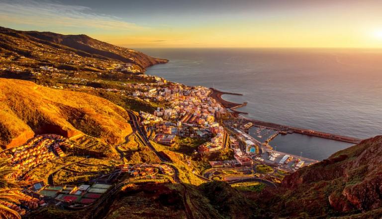 Santa Cruz - La Palma