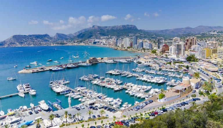 Spanien - Alicante - Costa Blanca