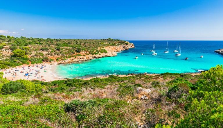 Spanien - Cala Varques