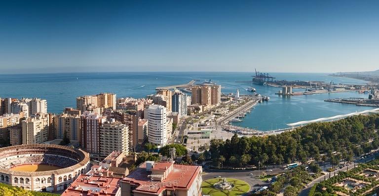 Spanien - Málaga