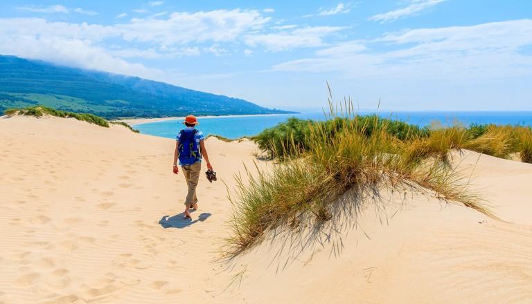 Spanien - Playa de Bolonia