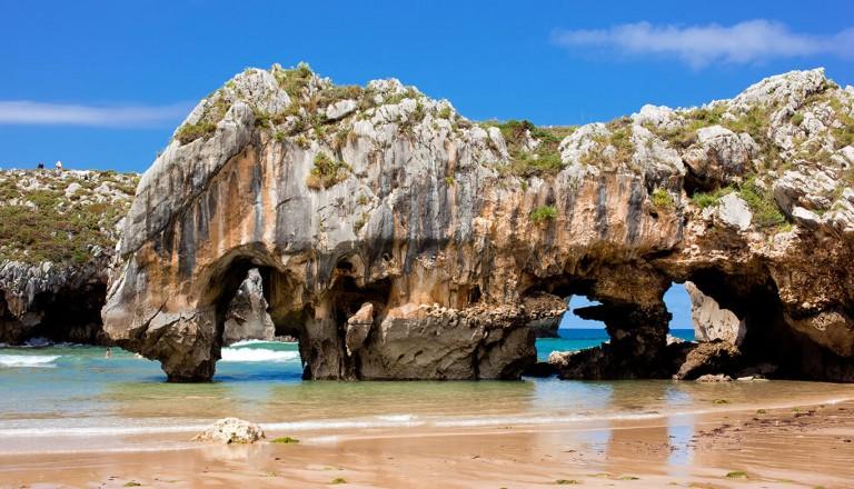 Spanien - Playa de Cuevas del Mar