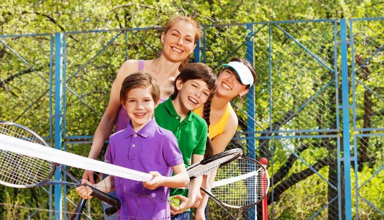 Tennisurlaub
