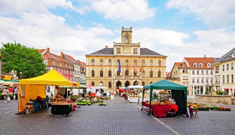 Thüringen - Weimar