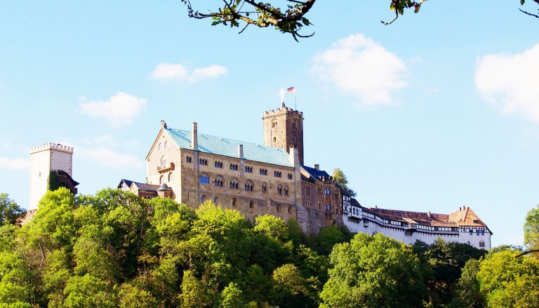 Thüringer Wald - Wartburg