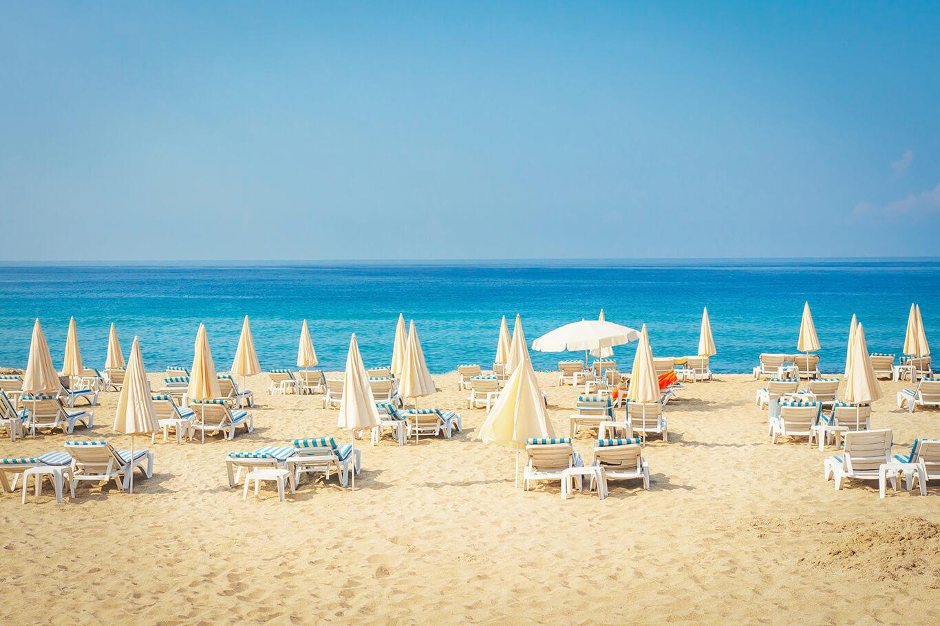 Tuerkei - Sarimsakli Beach