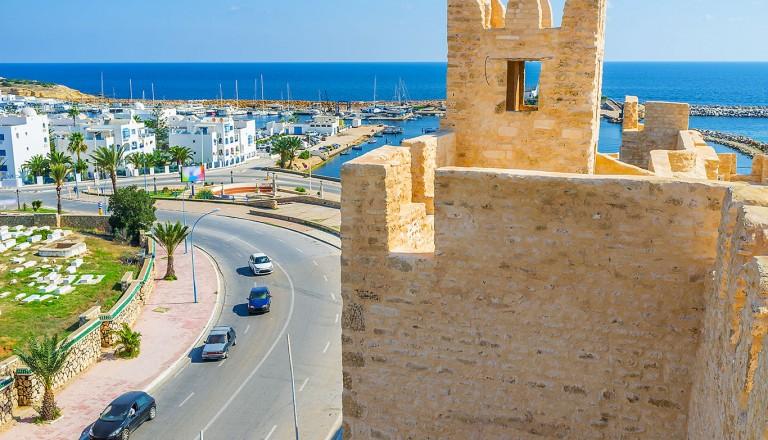 Tunesien-View