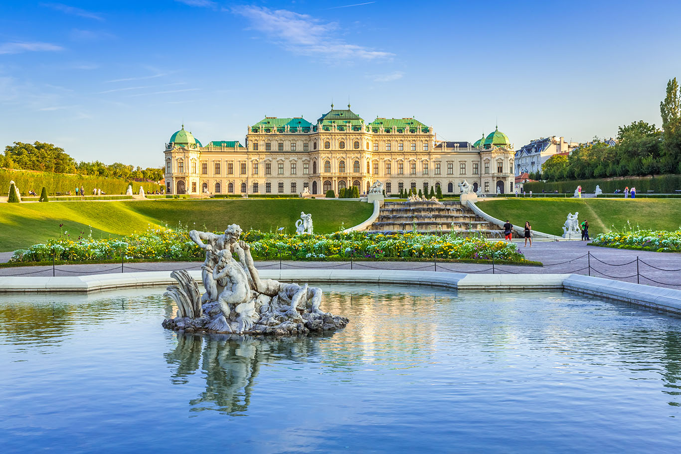 Wien-Landstrasse-Schloss-Belvedere