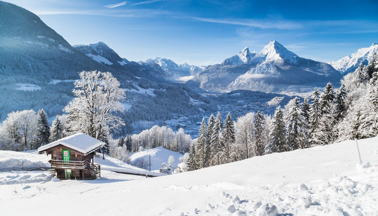 Winterurlaub - Deutschland