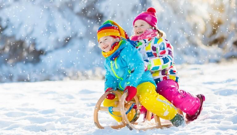 Winterurlaub - Kinder