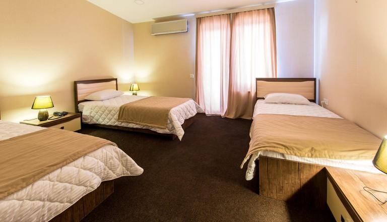 Zimmer - Dreibettzimmer