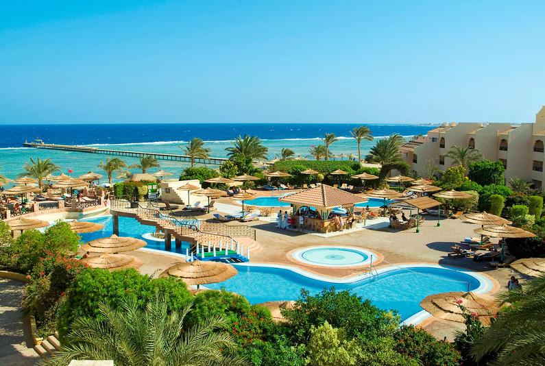 Last Minute Nach Agypten 7 Tage All Inclusive Im Flamenco Beach Resort