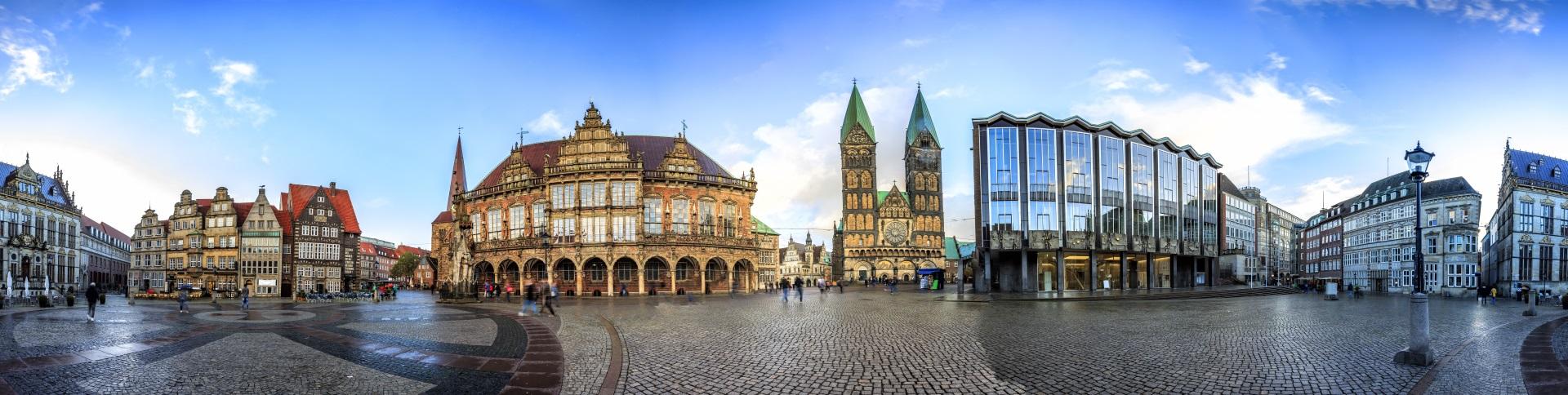 Bremen Panorama