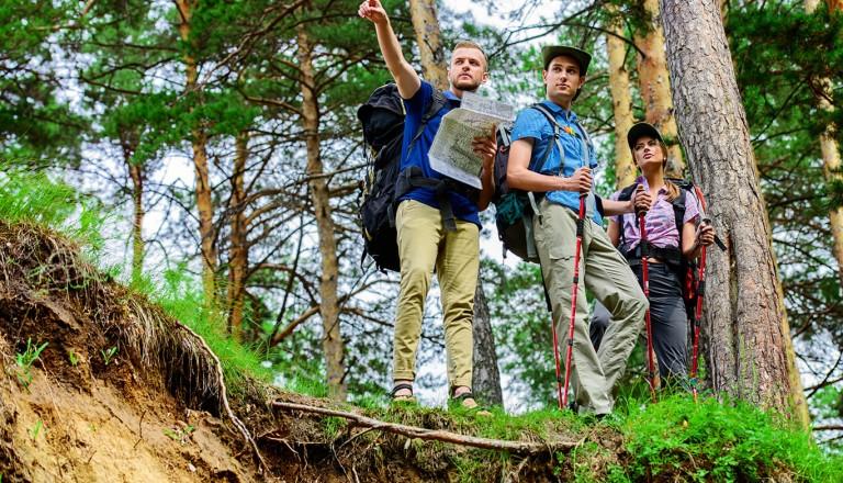 Expeditionsreisen