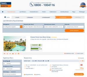 Screenshot Deal Dreams Punta Cana Resort & Spa Dom. Rep.