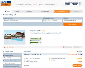 Screenshot Deal Feriendorf Ponyhof