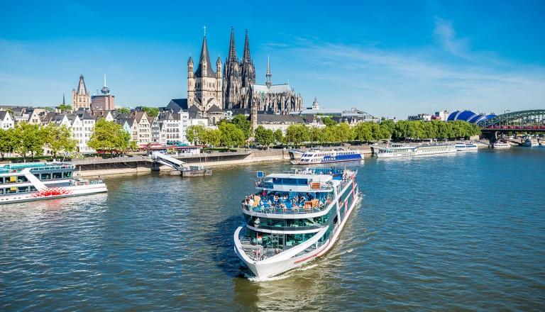 Flusskreuzfahrten - Rhein - Anbieter