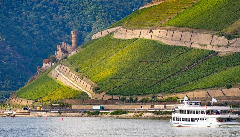 Flusskreuzfahrten - Rhein - Mittelrheintal