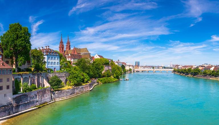 Flusskreuzfahrten - Rhein - Reisezeit