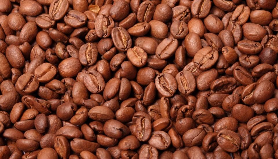 Kaffeebohnen, davon gibt es genügend in Kolumbien...