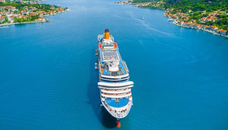 Kreuzfahrten auf dem westlichen Mittelmeer