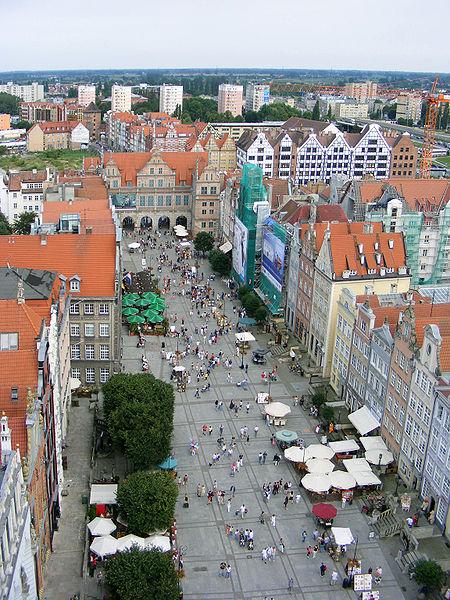 Mittelaltermarkt Danzig