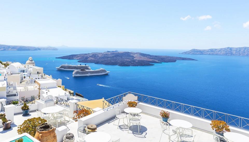 Mittelmeer - Kreuzfahrt